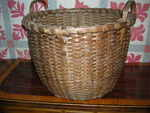 Splint Work Basket