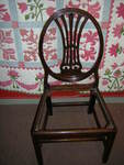 Federal Period Signed Set of Six Chairs