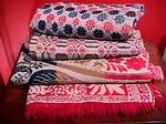 Partial Selection of Coverlets