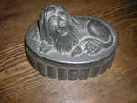 Lionized Tin Mold