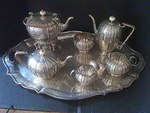 Bigelow Kinnard and Co Sterling Silver Service
