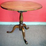 Tip and Turn Tea Table