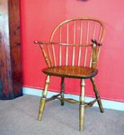 Sack Back Windsor Armchair