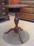 Moravian Candlestand