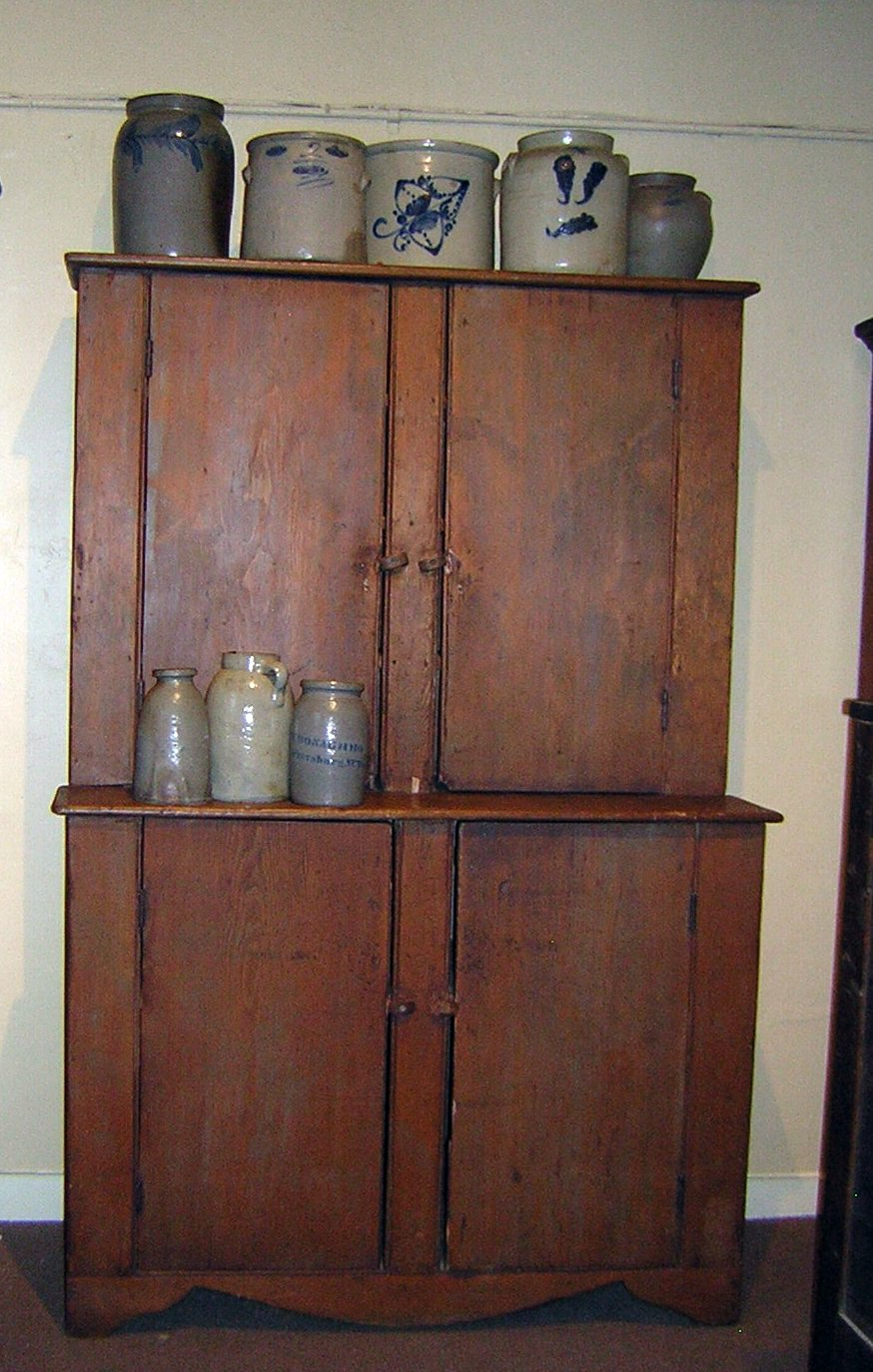 Blind Door Cupboard Starr Antiques