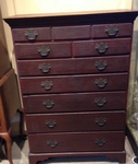 American Tall Chest of Drawers