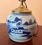 Canton Ginger Jar Lamp