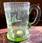 Early Glass Mug