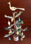 Mini Feather Tree