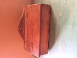 Early Wall Hanging Box
