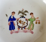 Arms of New York Porcelain