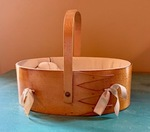 Shaker Sewing Basket