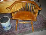 Philadelphia Low-Back Windsor Chair
