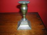 Small Brass Candlestick,18th c.