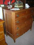 Southern Butternut Chest of Drawers
