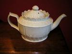 English Pearlware Teapot