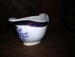 Chinese Export Sauce Boat, American Market