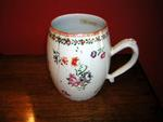 Chinese Export Famille Rose Cider Mug