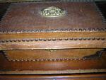 Leather Box, Brass Tacks