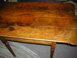 19th Century Cherry Tavern/Tea Table