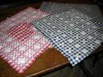 Amish Stringwork Table Covers