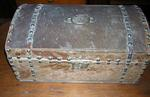 Traveling Trunk, 18th c., Newark, New Jersey, SLAVERY