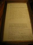 New Hampshire  land deed, 1811