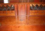 American Cherry Slant Top desk