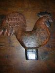 Hummer Rooster Windmill Weight