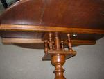 Penn. Chippendale Walnut Tea Table